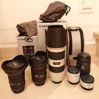 Canon - Canon EF L Ⅱ 16-35 24-70 70-200 F2.8 USM