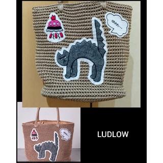 LUDLOW - 美品⭐アローズ別注 LUDLOW ラドロー コードバッグ