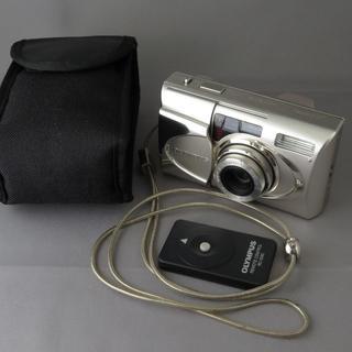 オリンパス(OLYMPUS)のオリンパス μ METAL ミューメタル(フィルムカメラ)