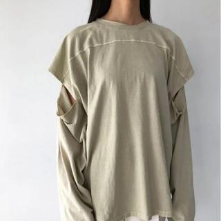 TODAYFUL - todayful スリーブスリットロングTシャツ
