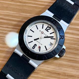 ブルガリ(BVLGARI)の腕時計 ブルガリ aluminium!美品!(腕時計)