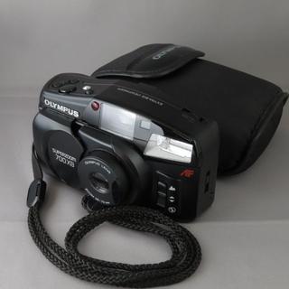 オリンパス(OLYMPUS)のオリンパス SUPERZOOM700XB(フィルムカメラ)