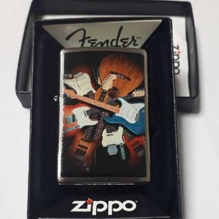 ジッポー(ZIPPO)の1月特価‼️ Fender Zippo フェンダー ジッポー Zippo(タバコグッズ)