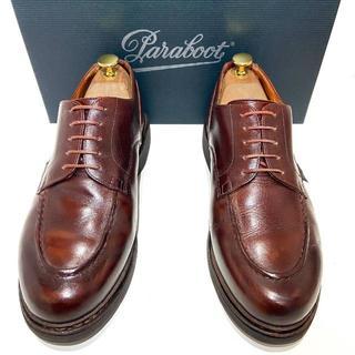 パラブーツ(Paraboot)の◎シャンボード【Paraboot】マロン ビジネスシューズ 革靴(ドレス/ビジネス)