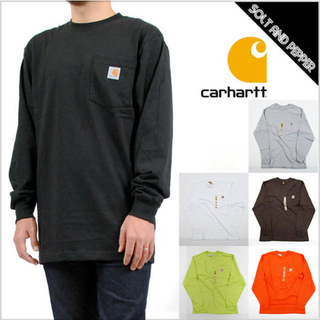 carhartt - 限定価格!カーハート 長袖 ポケットTシャツ