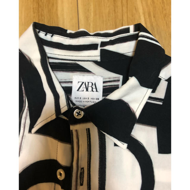 ZARA(ザラ)のZARA シャツ メンズのトップス(シャツ)の商品写真