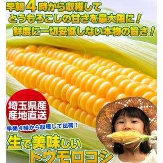 サムライコーン(野菜)