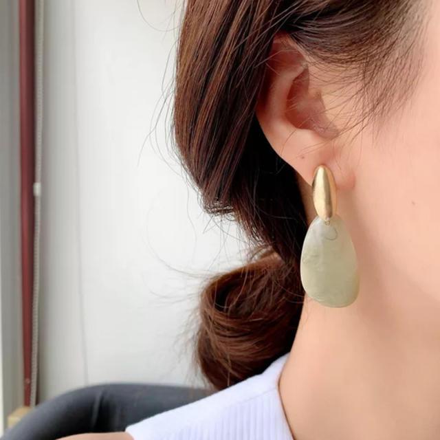 IENA(イエナ)のOlive drop pierce No.409 レディースのアクセサリー(ピアス)の商品写真
