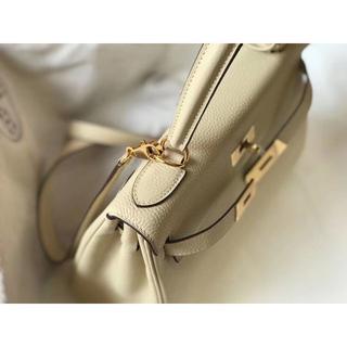 Hermes - 出勤用バッグクレのケリー内縫い2013秋冬ハンドバッグ28ゴールド金具