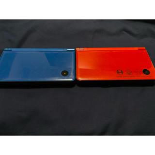 ニンテンドーDS - ニンテンドーDSi LL スーパーマリオ25周年記念モデル ブルー 2個セット