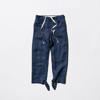サンシー(SUNSEA)のSUNSEA 16SS Spec Linen Straight Pants(スラックス)