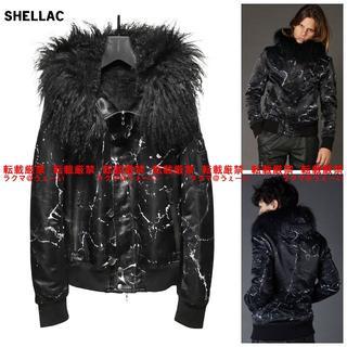 シェラック(SHELLAC)の美品 SHELLAC N-2B Jacket(フライトジャケット)