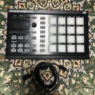 コルグ(KORG)のMachine Mikro MK2(MIDIコントローラー)