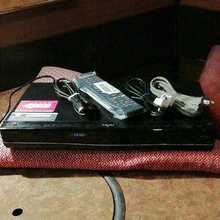 SHARP - SHARP BDS560 12倍録 2番組W録 500GB 外付HDD フル装備