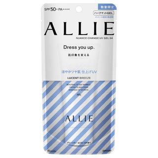 アリィー(ALLIE)のアリィー ニュアンスチェンジUV ジェル CL 60g(日焼け止め/サンオイル)