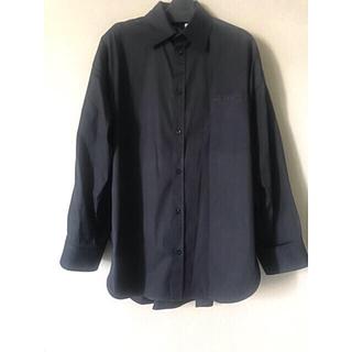 Balenciaga - BALENCIAGA ブラックシャツ