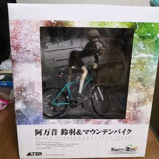 アルター(ALTER)の中古 アルター 阿万音 鈴羽&マウンテンバイク(アニメ/ゲーム)