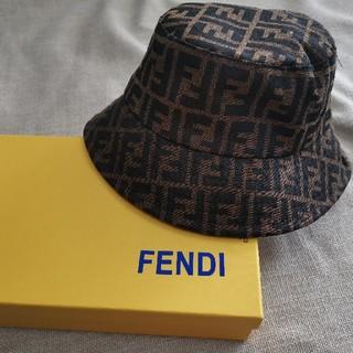 FENDI - Fendi フェンディ バケットハット 帽子
