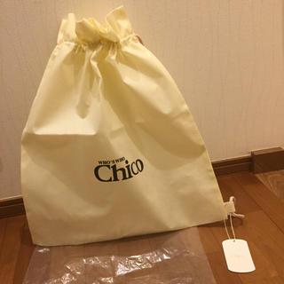 フーズフーチコ(who's who Chico)の新品★未使用 who's who Chico ショップバック (エコバッグ)
