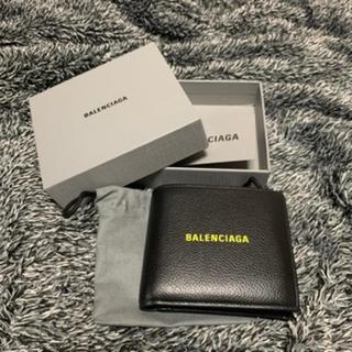 バレンシアガ(Balenciaga)のバレンシアガ 二つ折り財布(折り財布)