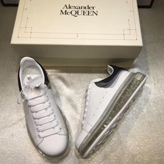 アレキサンダーマックイーン(Alexander McQueen)の【MCQUEEN】オーバーサイズ スニーカー  27cm(スニーカー)