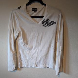 エンポリオアルマーニ(Emporio Armani)のEMPORIO ARMANI ロンT(Tシャツ/カットソー(七分/長袖))
