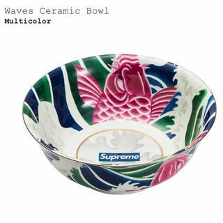 シュプリーム(Supreme)のwaves ceramic bowl(食器)