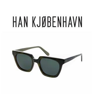ビューティアンドユースユナイテッドアローズ(BEAUTY&YOUTH UNITED ARROWS)の【新品】HAN KJØBENHAVN  購入定価¥19.800-(サングラス/メガネ)