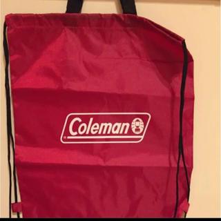 コールマン(Coleman)のコールマン ナップサック 新品 (バッグパック/リュック)