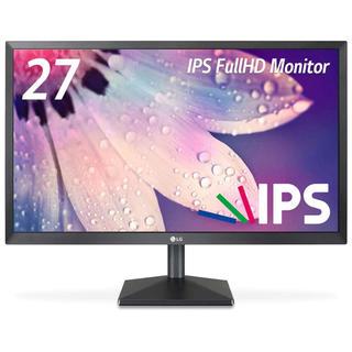 エルジーエレクトロニクス(LG Electronics)のLG モニター 27MP38VQ-B フルHD IPS非光沢 HDMI対応(ディスプレイ)