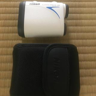 ニコン(Nikon)のNikon レザー距離計(ゴルフ)