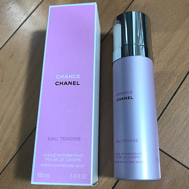CHANEL(シャネル)のシャネル チャンス ボディミスト コスメ/美容の香水(香水(女性用))の商品写真