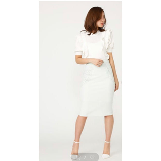 rienda - 新品❣️rienda レースタイトスカート  人気色❣️