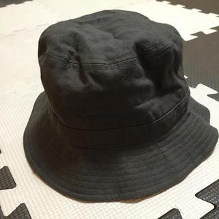 ムジルシリョウヒン(MUJI (無印良品))のお値下げ!美品 無印キッズ帽子(帽子)