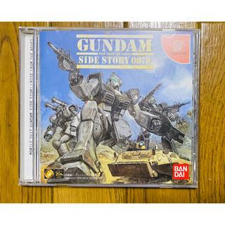 バンダイ(BANDAI)の機動戦士ガンダム外伝 コロニーの落ちた地で… ドリームキャスト(家庭用ゲームソフト)