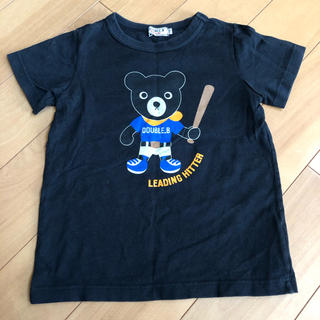 DOUBLE.B - DOUBLE.B Tシャツ
