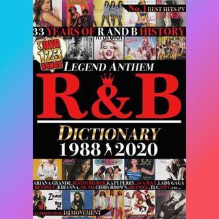 洋楽DVD R&B DICTIONARY 1988-2020!R&B永久保存版!(ミュージック)