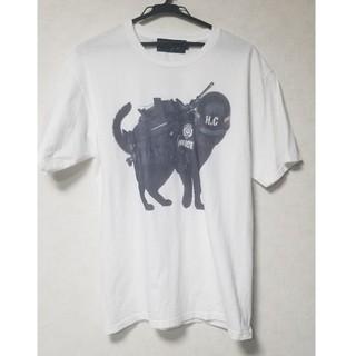 ミルクボーイ(MILKBOY)のMILKBOY CAT ARMY Tシャツ Lサイズ(Tシャツ/カットソー(半袖/袖なし))