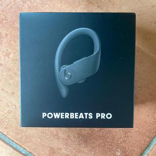 ビーツバイドクタードレ(Beats by Dr Dre)のPowerbeats Pro ワイヤレスイアフォン(ヘッドフォン/イヤフォン)