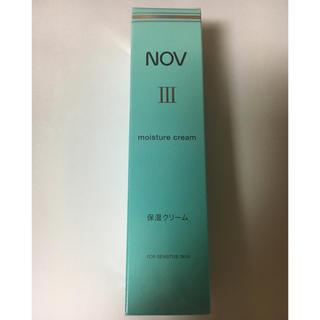 ノブ III モイスチュアクリーム (保湿クリーム)45g