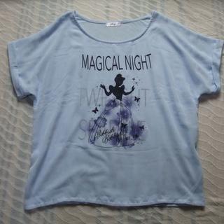 ディズニー(Disney)のディズニー マジカルナイト シンデレラ カットソー Tシャツ(カットソー(半袖/袖なし))