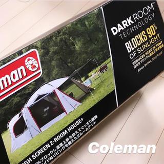 コールマン(Coleman)の最安 コールマンタフスクリーン2ルームハウス プラス 新品 未使用(テント/タープ)