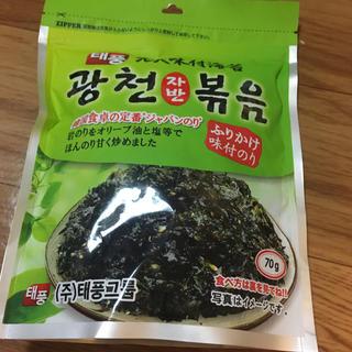コストコ(コストコ)の韓国のりふりかけ(乾物)