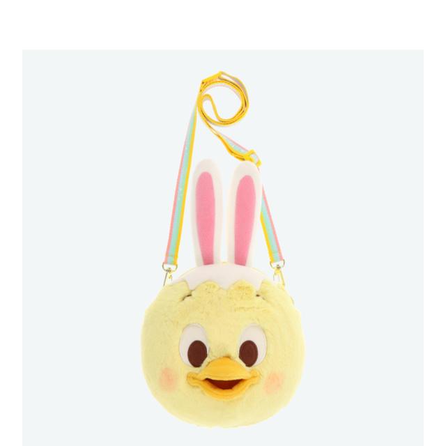 Disney(ディズニー)のうさぴよ ポシェット 2020 エンタメ/ホビーのおもちゃ/ぬいぐるみ(キャラクターグッズ)の商品写真