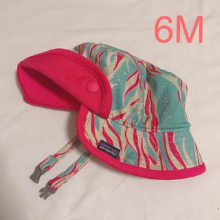 パタゴニア(patagonia)のPatagonia ベビー 用 キッズ用  帽子(帽子)