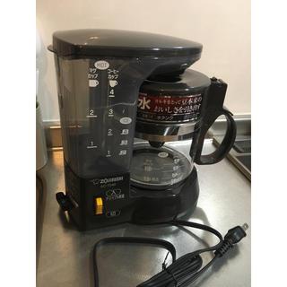 ゾウジルシ(象印)のコーヒーメーカー EC-TC40 (コーヒーメーカー)