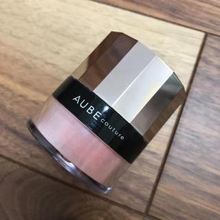オーブクチュール(AUBE couture)のオーブクチュール デザイニング パフィーチーク ピーチ(チーク)