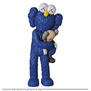MEDICOM TOY - KAWS TAKE BLUE MEDICOM TOY カウズ テイク ブルー