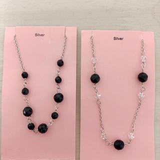 silver925 ブレスレット & ネックレス(ネックレス)