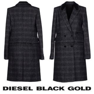 HELMUT LANG - 処分価格!DIESEL BLACK GOLD コート IT38